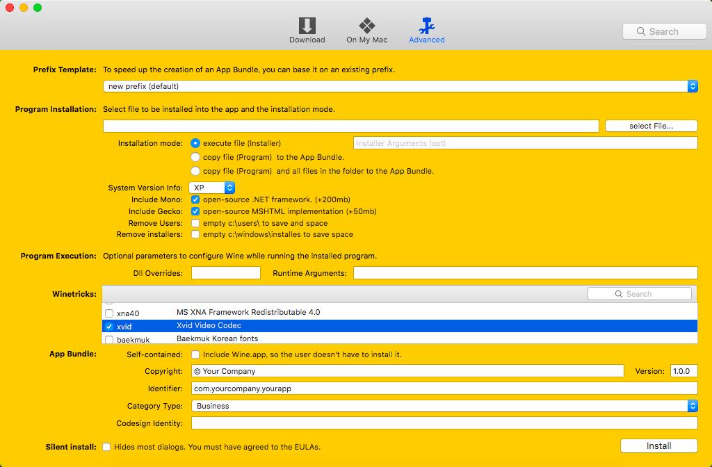 macOSはWineを活用するともっと便利になる 🌴 officeの杜